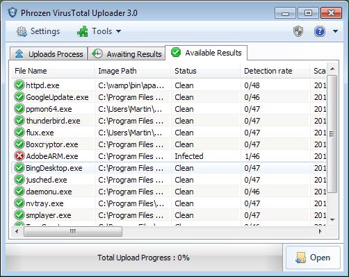 phrozen-virustotal-uploader-3.0