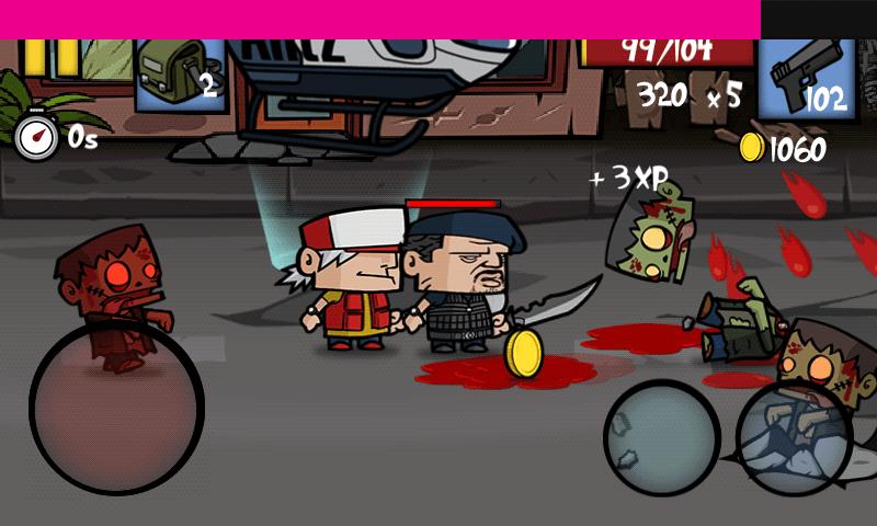 zombie age 2 10 600x360 - Chơi thử Zombie ...
