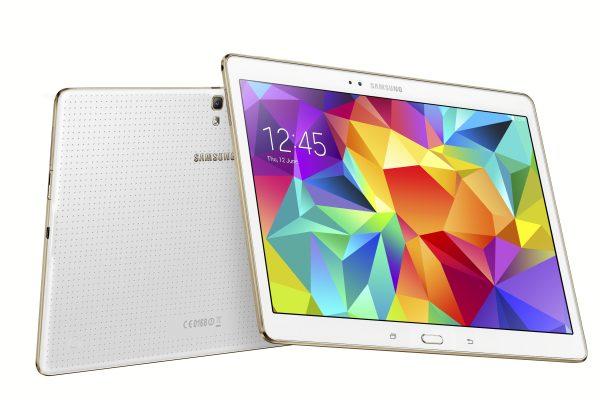 Galaxy Tab S 10.5 inch Dazzling White 6 600x400 - Galaxy Tab S đã có hàng tại FPT Shop