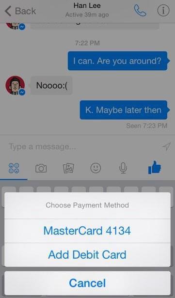 Facebook-Messenger-payments