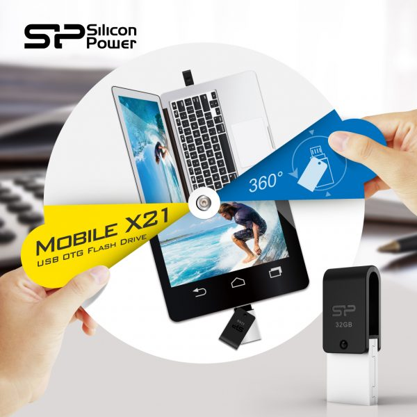 SPPR_Mobile X21 USB 2.0 OTG Flash Drive_KV