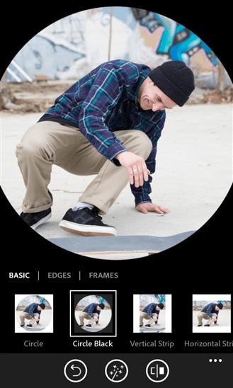 adobe photoshop express wp 2 - Adobe Photoshop Express trên WP có gì hay?