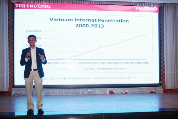 Huynh Ngoc Duy GD Dieu Hanh Mat Bao Media 600x401 - Doanh nghiệp vừa và nhỏ Việt Nam sẽ nắm bắt được nhiều cơ hội nhờ tham gia thương mại điện tử